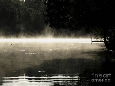 Photograph - Meditation Morning by France Laliberte