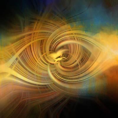 Photograph - Meditation Swirl Ferris Wheel by Christina VanGinkel