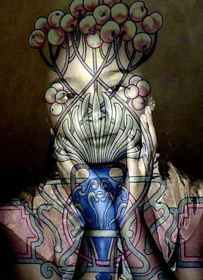 Photograph - Meditative by Jodie Marie Anne Richardson Traugott          aka jm-ART