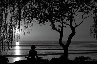 Photograph - Meditative State by Andrea Kollo