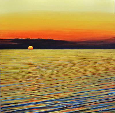 Painting - Mediterranea by Hunter Jay