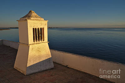 Chimney Photograph - Mediterranean Chimney II. Portugal by Angelo DeVal