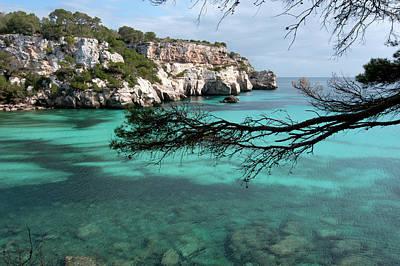 Photograph - Mediterranean Paradise By Pedro Cardona by Pedro Cardona Llambias