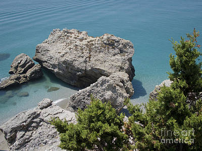 Shore Photograph - Mediterranean Summer by Andy Smy