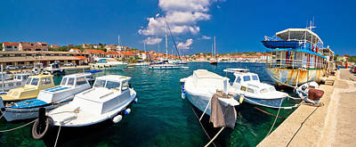 Photograph - Mediterranean Village Of Sali On Dugi Otok Island by Brch Photography