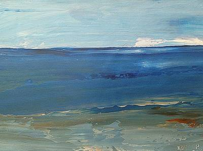 Painting - Mediterraneo by Norma Duch