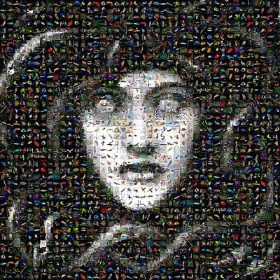 Medusa Digital Art - Medusa by Gilberto Viciedo