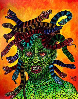 Medusa Original by Jose Mendez