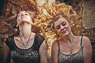 Medusa Photograph - Medusae by Loriental Photography