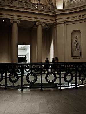 Photograph - Meet Me At The Rotunda by Mary Capriole