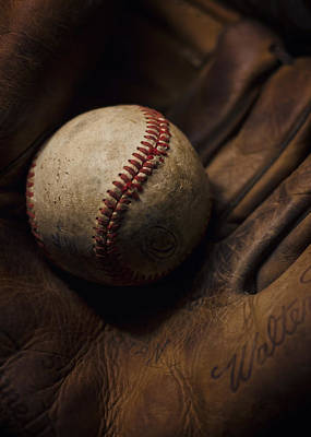 Baseball Photograph - Meet Me At The Sandlot by Heather Applegate