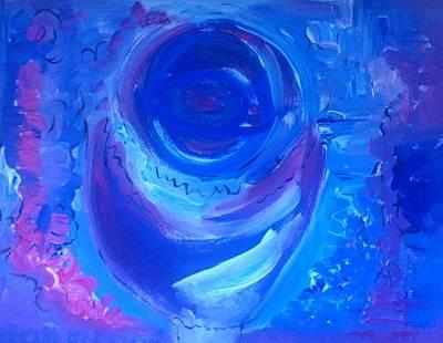 Painting - Meet Me Half Way  by Judith Desrosiers