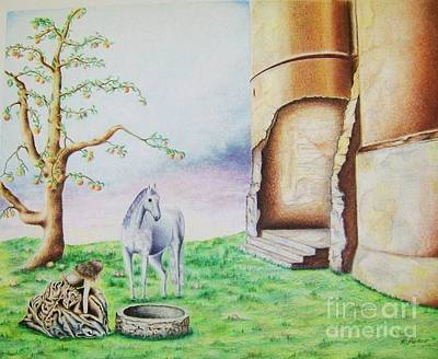Meet The Ancestors Original by Kristine Pierce
