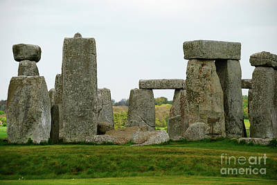 Photograph - Megalithic by Richard Gibb