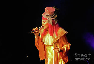 Photograph - Megastar Clown II by Marguerita Tan