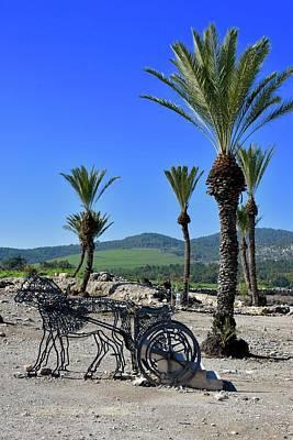 Queen - Megiddo Chariot by Barbara Stellwagen