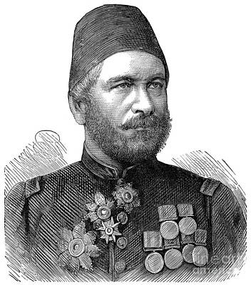 Drawing - Mehemet Ali by Granger