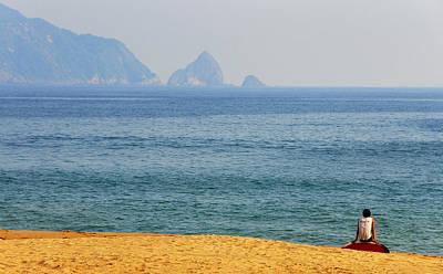 Vagabond Photograph - Melaque Surf by Skip Hunt