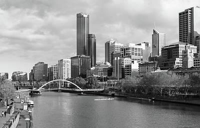 Photograph - Melbourne Au by Scott Rackers