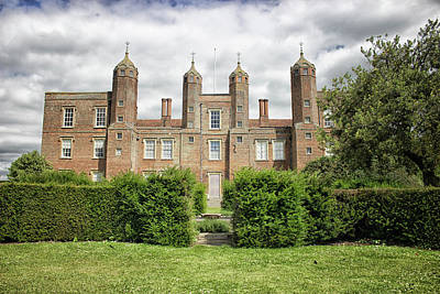 Melford Hall Art Print