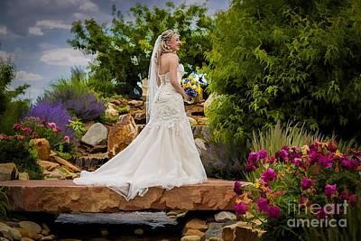 Photograph - Melissa by Jon Burch Photography