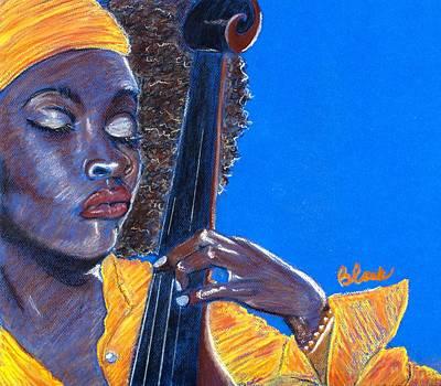 Mello As A Cello II Original by Charlie Black