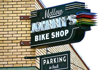 Mellow Johnny's Art Print by Frank SantAgata
