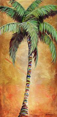 Painting - Mellow Palm II by Kristen Abrahamson