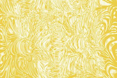 Photograph - Mellow Yellow by Nareeta Martin