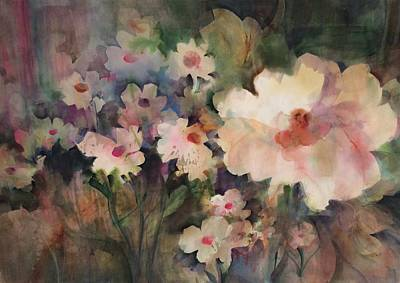 Painting - Melody by Karen Ann Patton