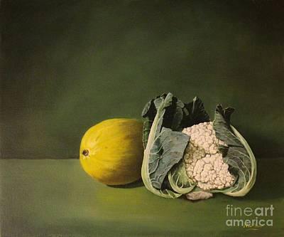 Melon Cauli Original