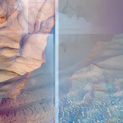 Digital Art - Melt by Payet Emmanuel