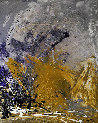 Painting - Meltdown 2 by Sonal Raje