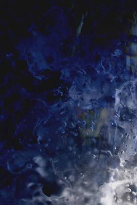 Digital Art - Meltdown - Vertical B by Richard Andrews