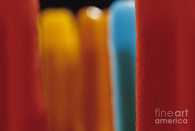 Photograph - Melting Popsicles by Jim Corwin