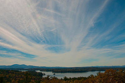 Photograph - Melvin Bay From The Hills by Brenda Jacobs