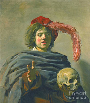 Photograph - Memento Mori 1626 by Padre Art