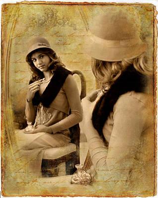 Photograph - Memoirs by Jean Hildebrant