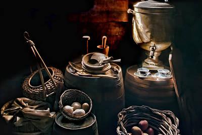 Photograph - Memorabilia by Maria Coulson
