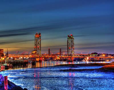 Photograph - Memorial Bridge 6321 by Jeff Stallard