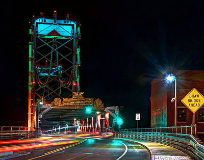 Photograph - Memorial Bridge 6324 by Jeff Stallard