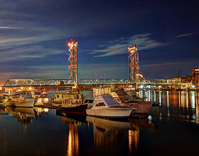 Photograph - Memorial Bridge 6326 by Jeff Stallard