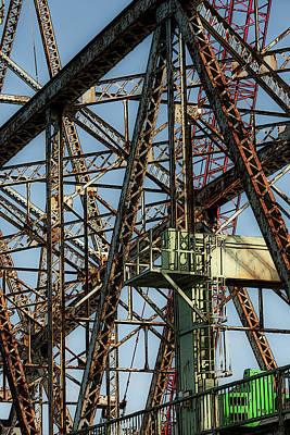 Photograph - Memorial Bridge by Mark Alesse