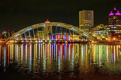 Memorial Bridge Reflections Original