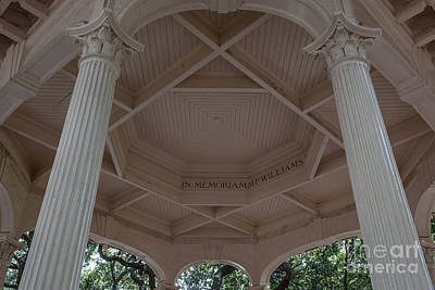 Photograph - Memorial Columns by Dale Powell