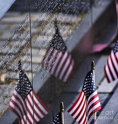 Photograph - Memorial Day 2015 by John S