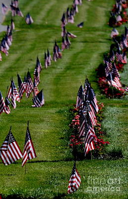Photograph - Memorial Day by Greg Patzer