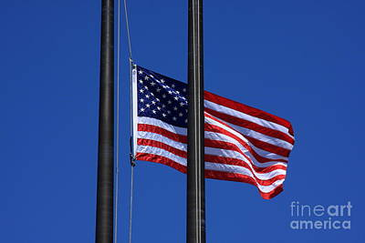 Waving Flag Digital Art - Memorial Day by Lyle Hatch