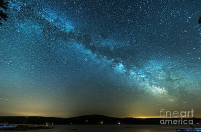 Photograph - Memorial Day Milky Way by Patrick Fennell