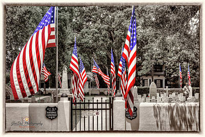 Photograph - Memorial Day Remembrance by Joedes Photography
